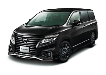 ELGRAND Highway STAR Jet Black URBAN CHROME